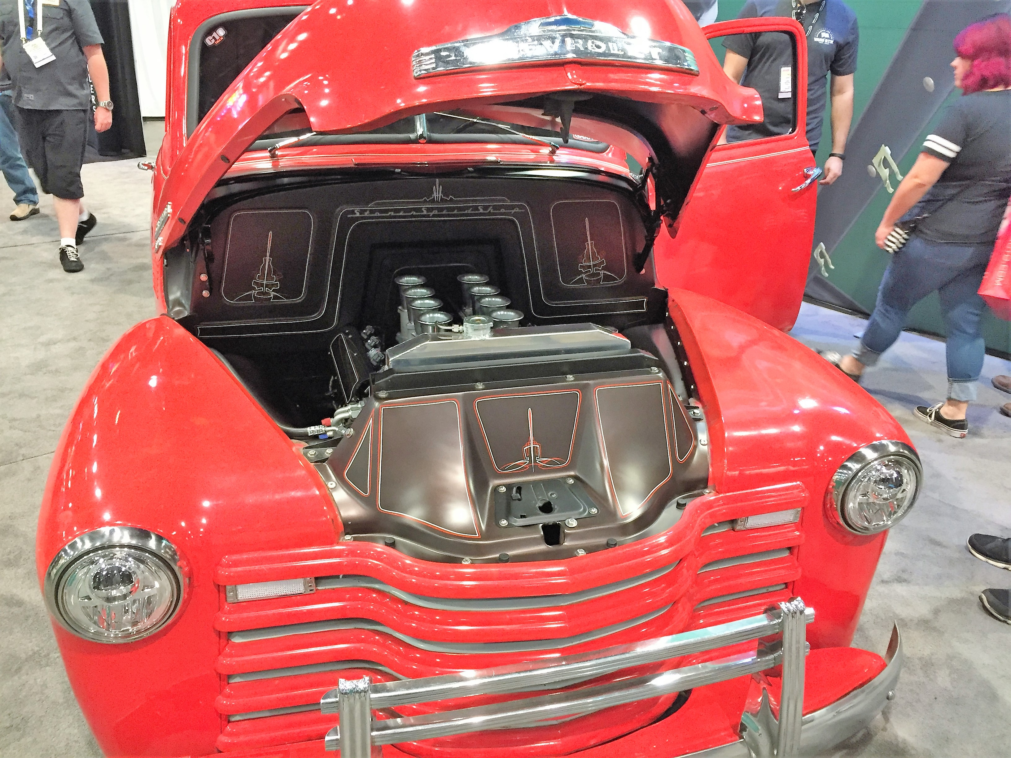 Day 3 of SEMA photos! | ACME Hi-Performance Laboratories