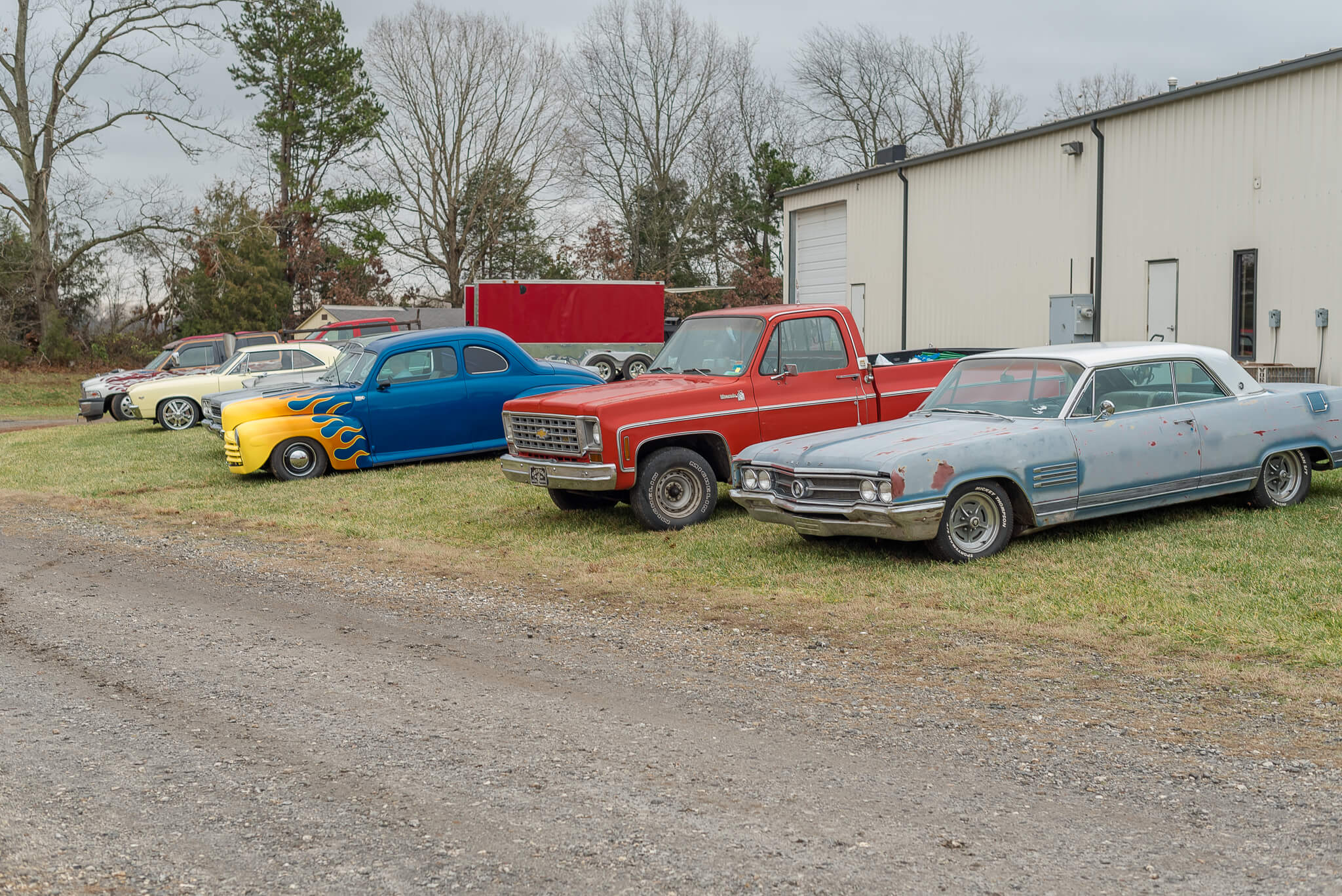 ACME Christmas Cruise-In and Cook Out recap | ACME Hi